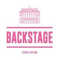 Backstage - Stora Teatern