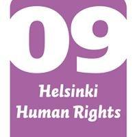09 Helsinki Human Rights