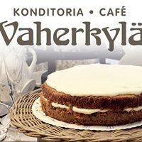 Konditoria Café Vaherkylä-Ek