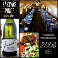 Fáklyás Pince Wine & Grill