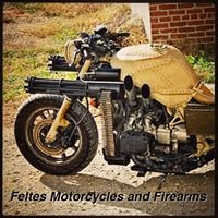 Feltes Motorcycles and Firearms