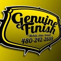 Genuine Finish Auto Detail & Vehicle Care