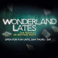 Wonderland Lates