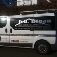 G R Regan and Sons roofing and loft specialists.