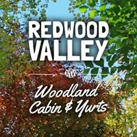 Redwood Valley - Woodland Cabin & Yurts