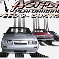 Action Performance Speed and Custom