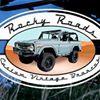 Rocky Roads Custom Vintage Ford Broncos