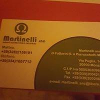 Martinelli snc Impianti elettrici civili e industriali F S P M.