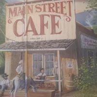 Main Street Cafe Monroe Wa