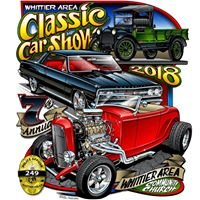 Whittier Area Classic Car Show