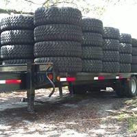 Bigfoot Military Tires