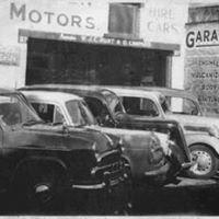 Olive Green Motors