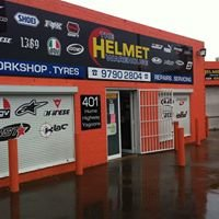 The Helmet Warehouse