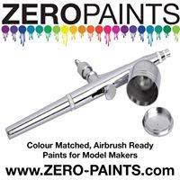 Zero Paints - Automotive Model Paints