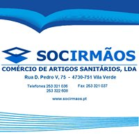 Socirmãos - Comércio de Artigos Sanitários, Lda