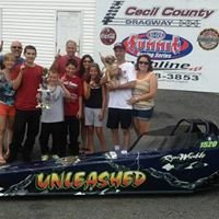 Cecil County Dragway Jr. Dragster's
