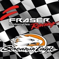 Fraser Motorcycles Racing