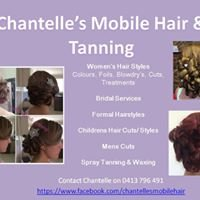 Chantelle's Mobile Hair & Tanning