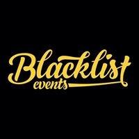 Blacklist Events