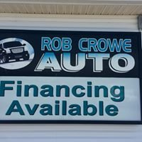Rob Crowe Auto - Quality Used Cars, Vans, and Trucks for Sale in Saint John
