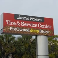 Jimmie Vickers Tire & Service Center/ Jimmie Vickers PreOwned Jeep Store