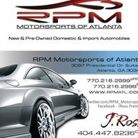 RPM Preowned Foreign & Domestic Automobiles - 4044478236.