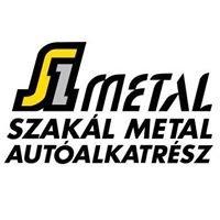 Szakál Metal Autóalkatrész