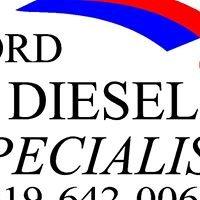 Ford & Diesel Specialist