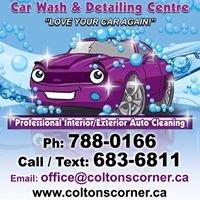 Colton's Corner AUTO SPA