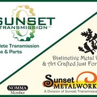 Sunset Transmission, Inc / Sunset Metalworks