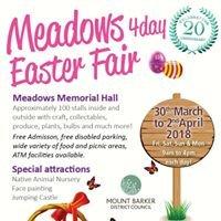Meadows 4 Day Easter Fair