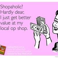 Silky Oaks Opp Shop