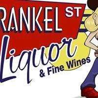 Frankel Street liquor and fine wines
