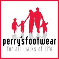 Perry's Footwear, Stawell and Ararat.