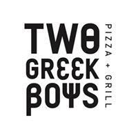 Two Greek Boys