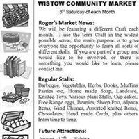 Wistow Community Market