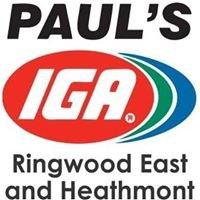 Paul's Supa IGA plus Liquor