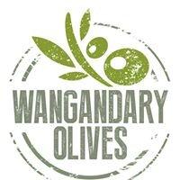 Wangandary Olives