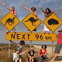 Crossing The Nullarbor - Australia