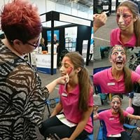 Face Painting by Sarah C
