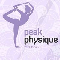 Peak Physique Hot Yoga Seaton