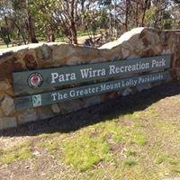 Para Wirra Recreation Park
