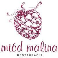 Miód Malina
