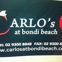 Carlo's At Bondi Beach