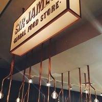 Sir James' Global Food Store