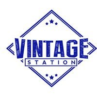 Vintage Station -  The history of advertising one banner at a time.