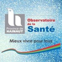 Observatoire de la Santé du Hainaut
