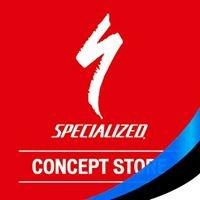 Specialized Concept & Elite Stores - VO2