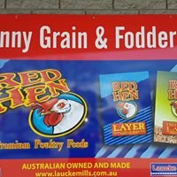 Kilkenny Grain and Fodder Store