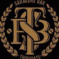 Saracens Bar Thursdays